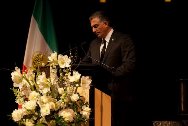 Alireza Pahlavi Memorial Ceremony