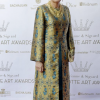 Empress Farah Pahlavi of Iran at Bernadotte Arts Awards in Sweden