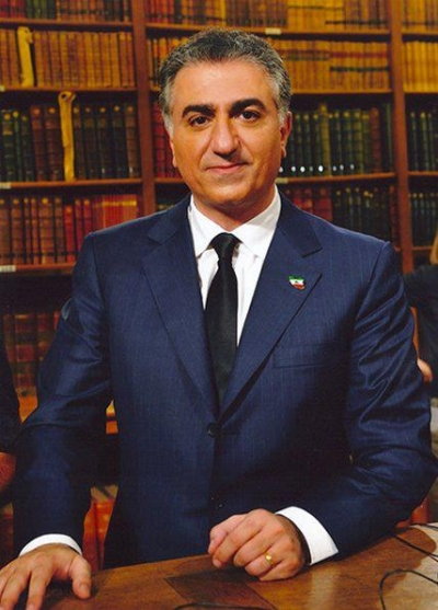 His Imperial Highness Crown Prince Reza Pahlavi