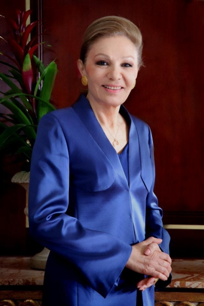 Her Imperial Majesty Farah Pahlavi