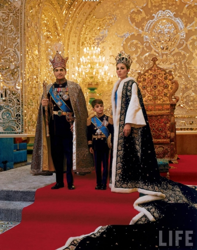 The Imperial Coronation of Iran - مراسم تاجگذاری